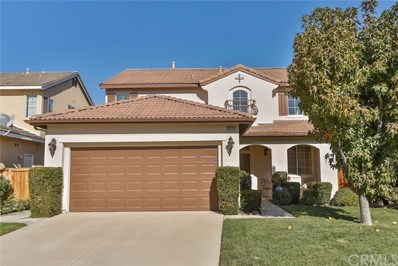 8914 Flintridge Lane, Corona, CA 92883 - MLS#: OC17274169