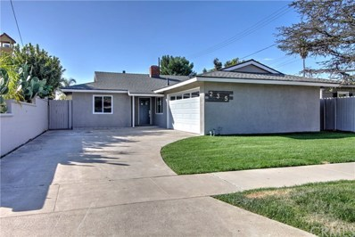 235 22nd Street, Costa Mesa, CA 92627 - MLS#: OC17274286