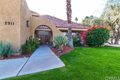 2911 Cervantes Court, Palm Springs, CA 92264 - MLS#: OC17275384