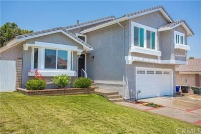 7 N Slope Lane, Phillips Ranch, CA 91766 - MLS#: OC17276246