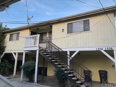 1334 Linden Avenue, Long Beach, CA 90813 - MLS#: OC17277070