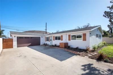 1705 S Poplar Street, Santa Ana, CA 92704 - MLS#: OC17279465