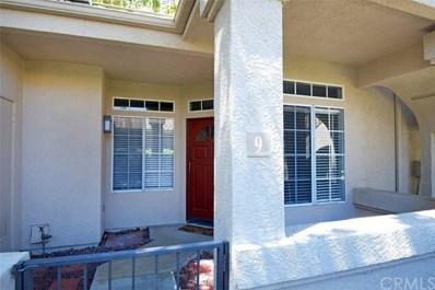 9 Castano, Rancho Santa Margarita, CA 92688 - MLS#: OC17280202