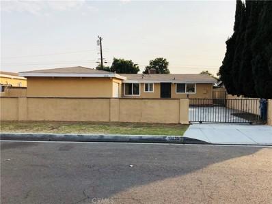 13836 Larwin Road, La Mirada, CA 90638 - MLS#: OC17280577