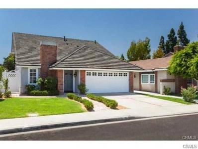 13 Poinsettia, Irvine, CA 92604 - MLS#: OC18000056