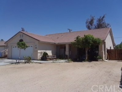 16400 Via Montana, Desert Hot Springs, CA 92240 - MLS#: OC18000538