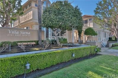 2101 E 15th Street UNIT 3, Newport Beach, CA 92663 - MLS#: OC18000790