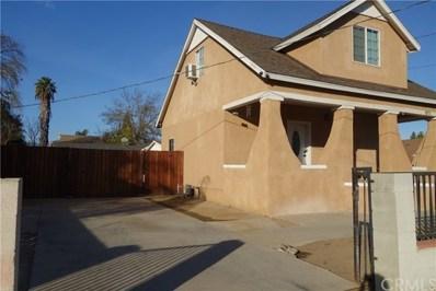 871 W Commercial Street, Pomona, CA 91768 - MLS#: OC18001132