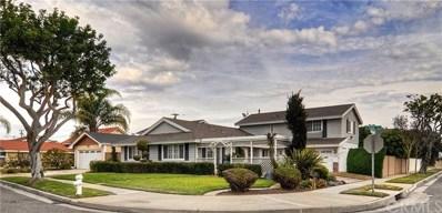 17710 Oak Street, Fountain Valley, CA 92708 - MLS#: OC18001381