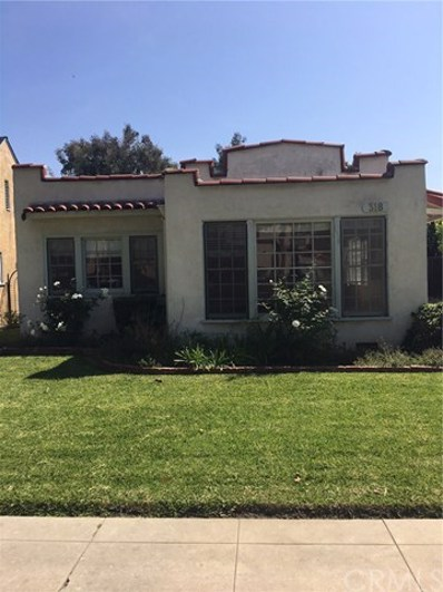 318 Marwood Avenue, Fullerton, CA 92832 - MLS#: OC18001516