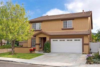 34 Hemingway Court, Rancho Santa Margarita, CA 92679 - MLS#: OC18003407