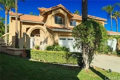 821 S Trailblazer Circle, Anaheim Hills, CA 92807 - MLS#: OC18003610