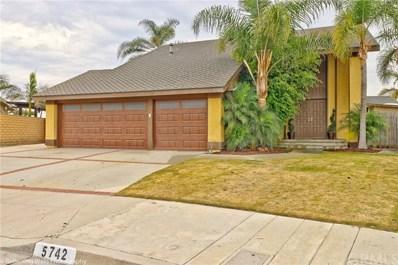 5742 Midway Dr, Huntington Beach, CA 92648 - MLS#: OC18003832