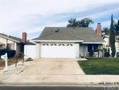 26421 Via Gaviota, Mission Viejo, CA 92691 - MLS#: OC18004007