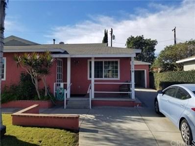 2314 Orange Avenue, Santa Ana, CA 92707 - MLS#: OC18004268