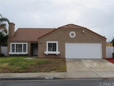13151 Sweetspice Street, Moreno Valley, CA 92553 - MLS#: OC18006720