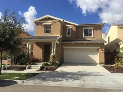 2351 Trellis Street, Chula Vista, CA 91915 - MLS#: OC18006725