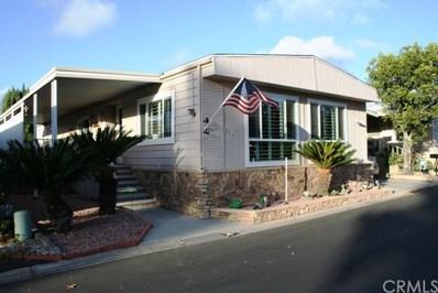 24001 Muirlands Boulevard UNIT 445, Lake Forest, CA 92630 - MLS#: OC18007962