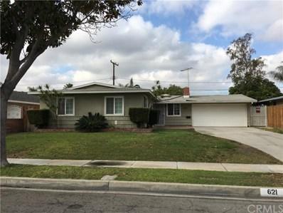 621 S Adria Street, Anaheim, CA 92802 - MLS#: OC18008498