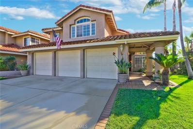 44 Santa Teresa, Rancho Santa Margarita, CA 92688 - MLS#: OC18008960