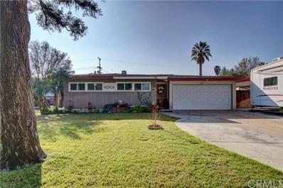 5310 Greenbrier Drive, Riverside, CA 92504 - MLS#: OC18008993