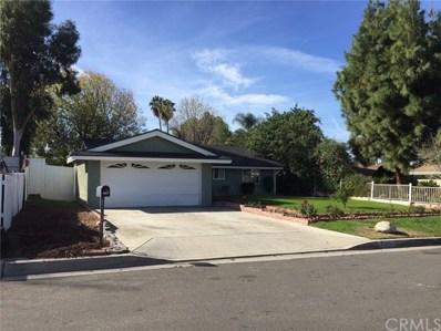 3516 Briarvale Street, Corona, CA 92879 - MLS#: OC18009013