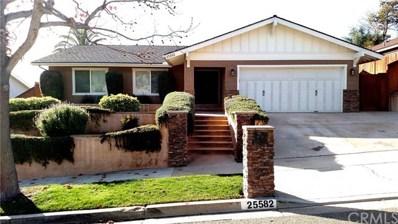 25582 Via Inez Road, San Juan Capistrano, CA 92675 - MLS#: OC18009636