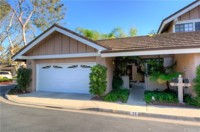 26 Springwood UNIT 37, Irvine, CA 92604 - MLS#: OC18009873