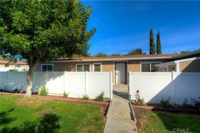 25792 Via Lomas UNIT 77, Laguna Hills, CA 92653 - MLS#: OC18010050