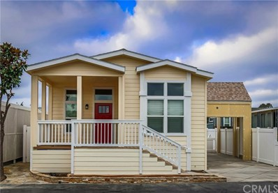 16400 N Saybrook UNIT 71, Huntington Beach, CA 92649 - MLS#: OC18010077
