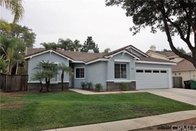 526 Donatello Drive, Corona, CA 92882 - MLS#: OC18011068