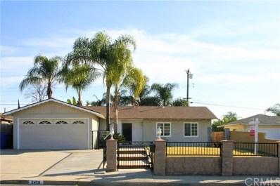 2458 Manville Street, Pomona, CA 91767 - MLS#: OC18011982