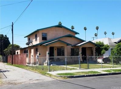 314 W 68th Street, Los Angeles, CA 90003 - MLS#: OC18012947