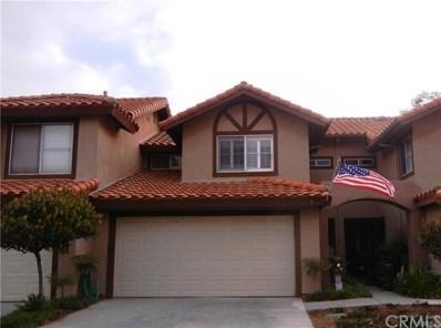 5 Vista Sierra UNIT 65, Rancho Santa Margarita, CA 92688 - MLS#: OC18014112
