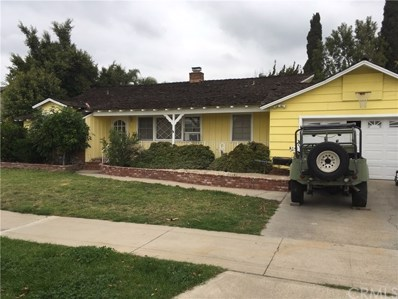 529 E Oakmont Avenue, Orange, CA 92867 - MLS#: OC18014241