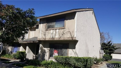1359 S Walnut Street UNIT 5015, Anaheim, CA 92802 - MLS#: OC18015416