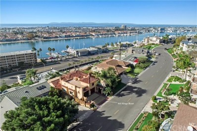1611 Kings Road, Newport Beach, CA 92663 - MLS#: OC18016832