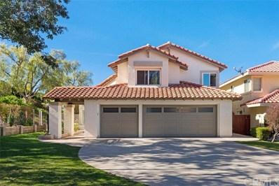 22 Via Honesto, Rancho Santa Margarita, CA 92688 - MLS#: OC18017852