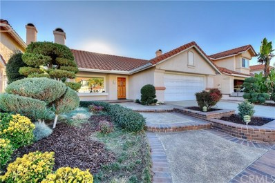 23 Bergenia, Rancho Santa Margarita, CA 92688 - MLS#: OC18017879