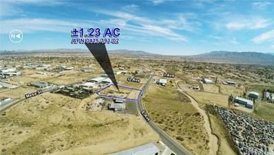 10880 E Avenue, Hesperia, CA 92345 - MLS#: OC18019040
