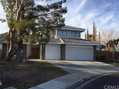 1241 N Mayflower Circle, Ridgecrest, CA 93555 - MLS#: OC18019785