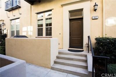 4433 Owens Street UNIT 102, Corona, CA 92883 - MLS#: OC18021760