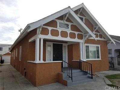 332 W 48th Street, Los Angeles, CA 90037 - MLS#: OC18022609