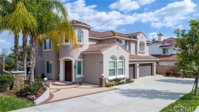 4484 Southern Pointe Lane, Yorba Linda, CA 92886 - MLS#: OC18022973