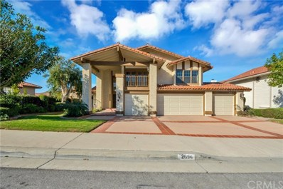 2694 N Vista Knoll Road, Orange, CA 92867 - MLS#: OC18024140