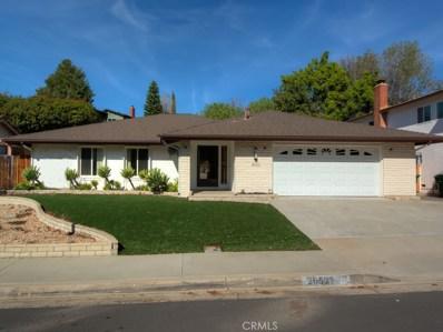 26521 Estanciero Drive, Mission Viejo, CA 92691 - MLS#: OC18025184