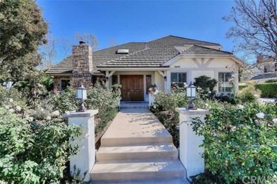 30195 Hillside Terrace, San Juan Capistrano, CA 92675 - MLS#: OC18025755