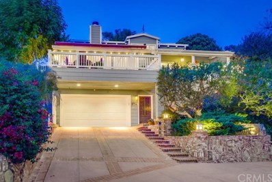 1754 Rim Rock Canyon Road, Laguna Beach, CA 92651 - MLS#: OC18026932