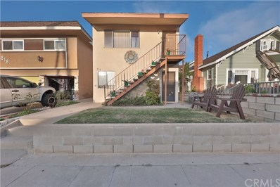 816 Palm Avenue, Huntington Beach, CA 92648 - MLS#: OC18027466