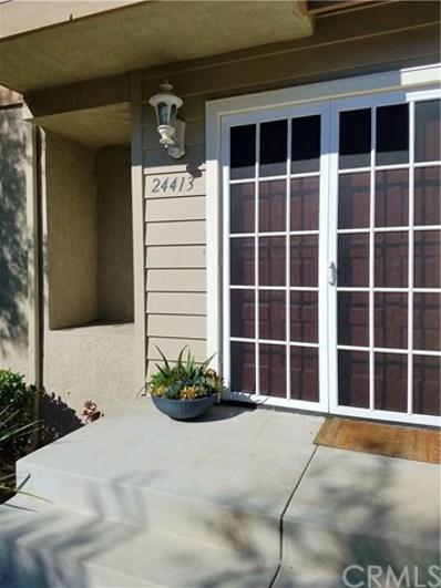 24413 Hillsdale Avenue UNIT 7, Laguna Hills, CA 92653 - MLS#: OC18028802